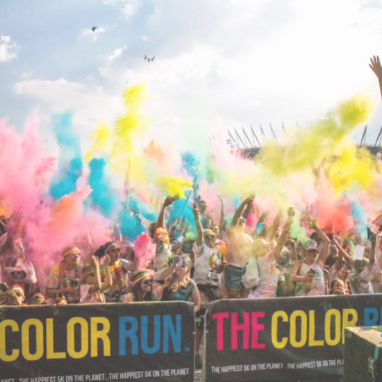 The Color Run Poland